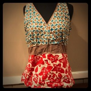 Boden Summer tank in beautiful colors